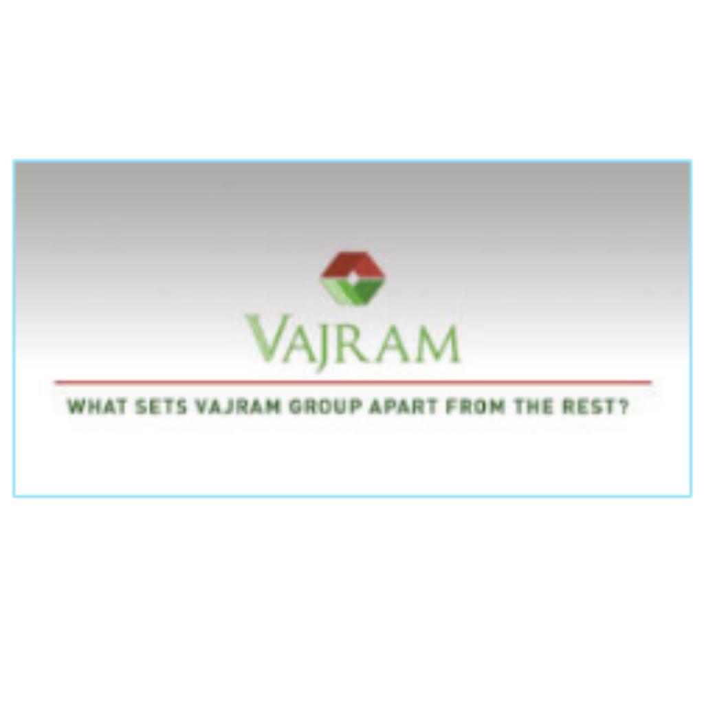 Vajram properties logo