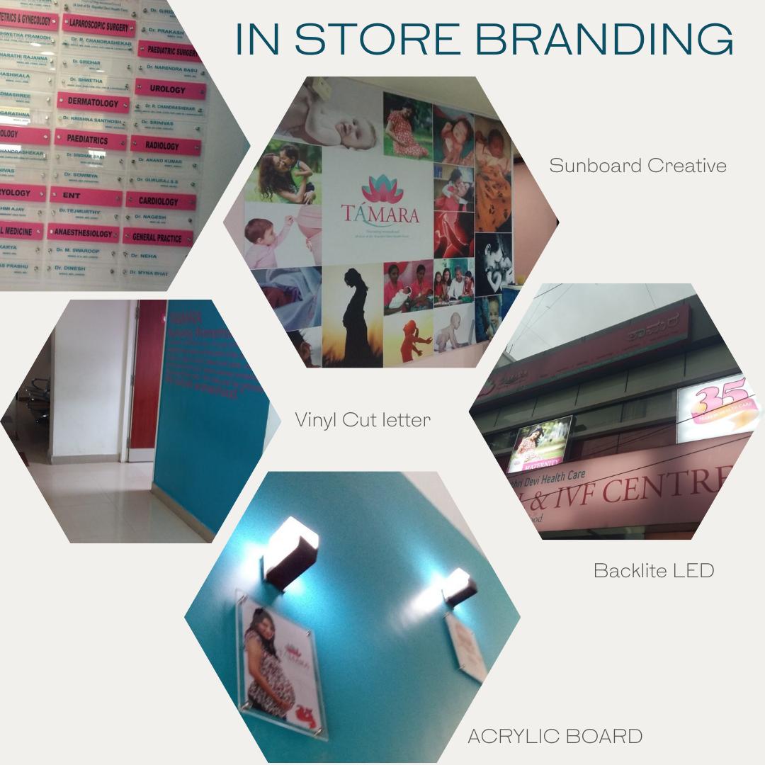 Instore Branding